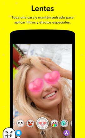 descargar snapchat apk ultima version