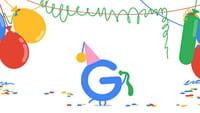 Google cumple 18 años