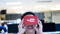 Los filtros faciales en las 'stories' de YouTube