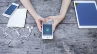Audios en 'manos libres' en WhatsApp