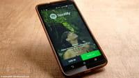 Límite al servicio gratuito de Spotify