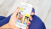 Publicidad obligatoria en Snapchat