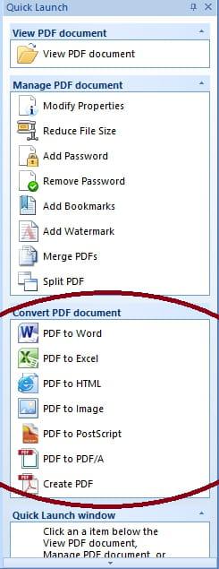 convertir pdf en doc word