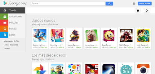 Descargar Google Play Store Para Android Gratis Ultima Version En