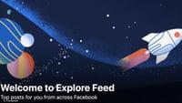 Así funciona 'Explorar' de Facebook