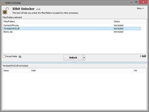 Resultado de imagen para IObit Unlocker