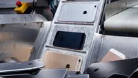 El robot de Apple que recicla 200 móviles por hora