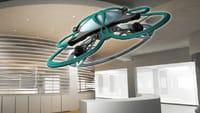 El dron que pone fin a las horas extra
