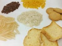 Algunos alimentos con arroz para celiacos contienen cantidades