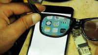 Un 'smartphone' para evitar miradas indiscretas