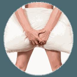testículos de erección dolorosa