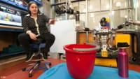 Robots enseñando a robots