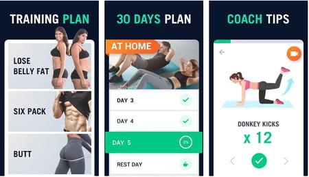 30 días reto de ponerse en forma
