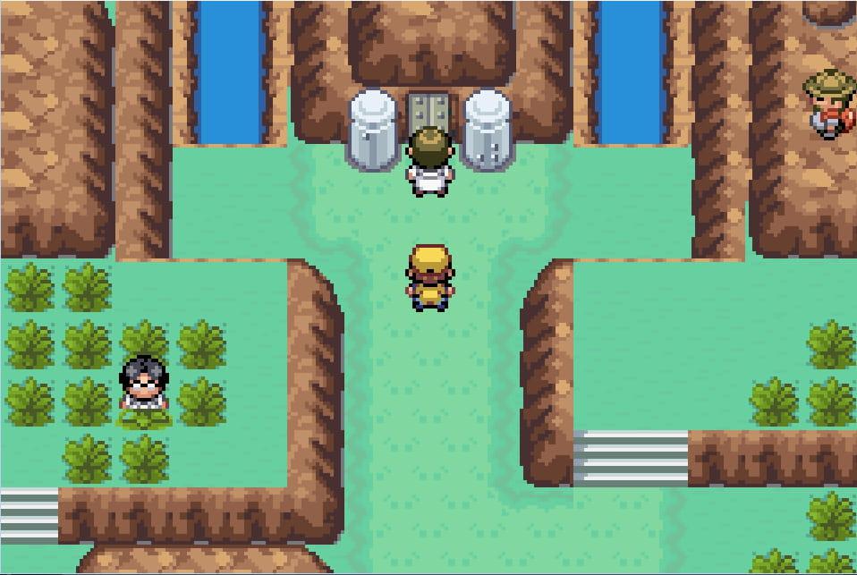 Descargar pokemon amarillo trueno para gba rom