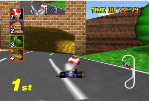 Descargar Mario Kart 64 para Android gratis - Última versión en español en  CCM - CCM