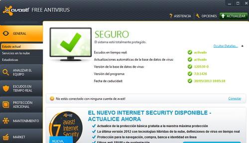 Descargar avast antivirus gratis en español softonic