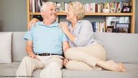 Las parejas felices viven más años