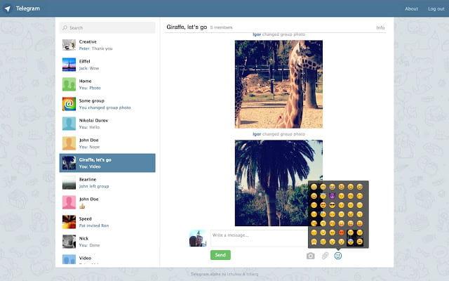 Descargar Telegram UNOFFICIAL gratis - Última versión en