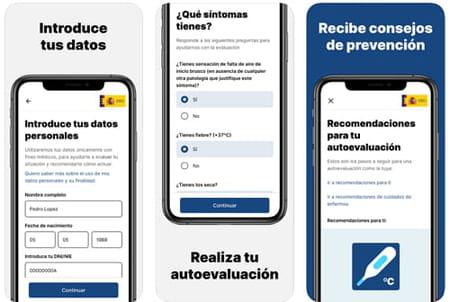 asistencia covid españa app