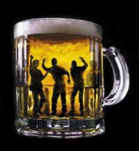 Identifican los daños que el alcohol causa a escala molecular en las neuronas