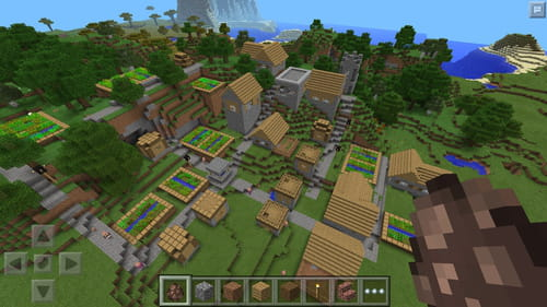 Descargar Minecraft Pocket Edition Para Android Gratis Ultima