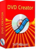 Descargar Soft4Boost DVD Creator (Grabar)