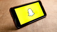 Chats de grupo en Snapchat