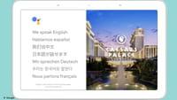 Google Assistant traduce en tiempo real