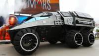 Un todoterreno para recorrer Marte