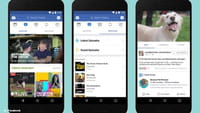 Así es Facebook Watch, el rival de YouTube