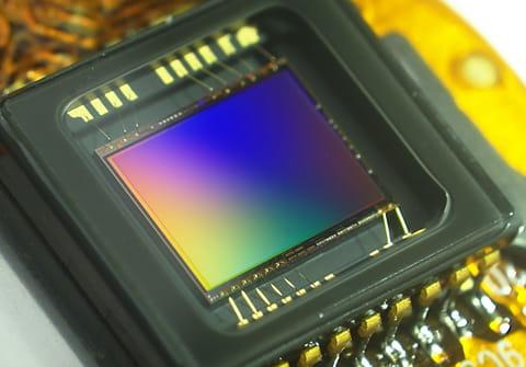 Sensor de imagen fotográfica: qué es, cómo funciona, tipos...