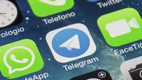 Contraseñas desprotegidas en Telegram