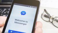 'Desenviar' mensajes en Messenger