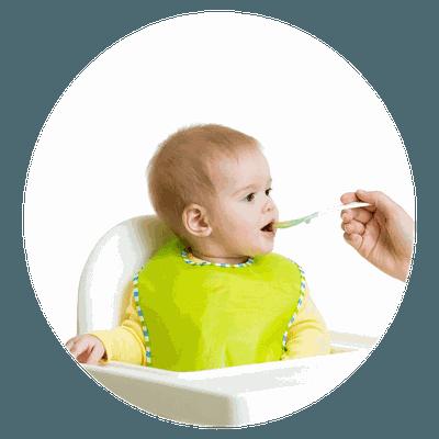 Cómo y cuándo introducir los nuevos alimentos
