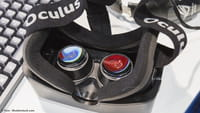 Guantes de realidad virtual con Oculus