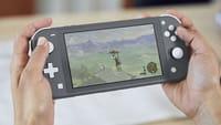 Así es la nueva Nintendo Switch Lite
