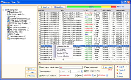 recover my files portable free download