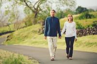 Andar es saludable a más de 100 pasos por minuto