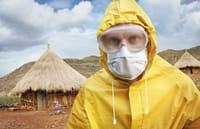 Cómo el ébola afecta la lucha contra la malaria
