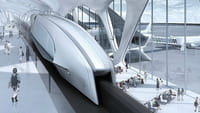 SpaceTrain, el rival francés de Hyperloop