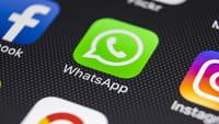 Avisos de WhatsApp al reenviar mensajes