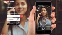 La 'app' de citas en Realidad Aumentada