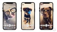 Filtros especiales para perros en Snapchat
