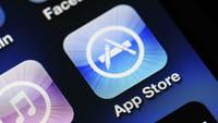 Caída mundial de la App Store