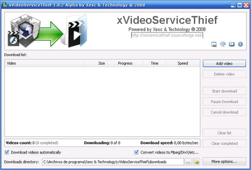 xVideoServiceThief for Mac OS: xVideoServiceThief Ubuntu 12.04 (Linux 16.04) Download 2018: How to download any Video using  xVideoServiceThiefThe xVidoeServiceTief 2019 is the best tool to grab any online video link to your PC,  Android, Mac or Ubuntu devices. It is super easy and light to...