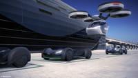 El vehículo 'transformer' de Airbus