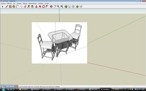 Dibujar en 3d con google sketchup for Aplicaciones para crear casas en 3d