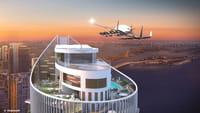 Un aeropuerto para autos voladores en Miami