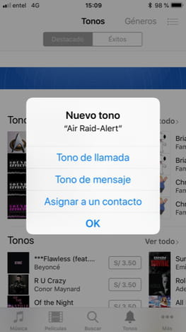como bajar tonos para whatsapp iphone