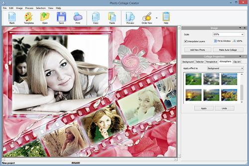 descargar programa para collage de fotos gratis en español